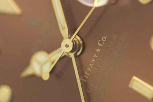 ロレックス GMTマスター 16713  ティファニーWネーム 買取 & 売るならアンティグランデ(2)