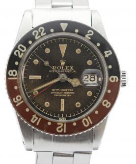 ロレックス GMTマスター 6542 ファースト 買取 & 売るならアンティグランデ(1)