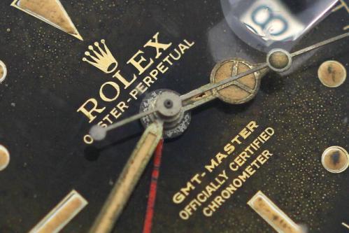 ロレックス GMTマスター 6542 ファースト 買取 & 売るならアンティグランデ(2)