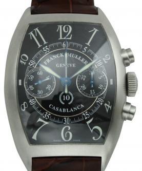 フランク・ミュラー カサブランカ 8880 C CC BR 10周年記念モデル 買取 & 売るならアンティグランデ(1)