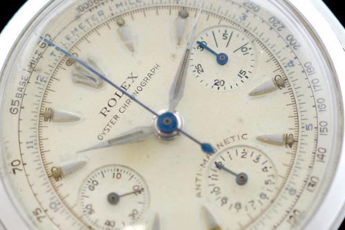 ロレックス オイスタークロノグラフ6034 プレデイトナ Aマグ 買取 & 高く売るならアンティグランデ(2)