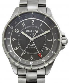 シャネル J12 クロマティックGMT H3099 買取 & 売るならアンティグランデ(1)