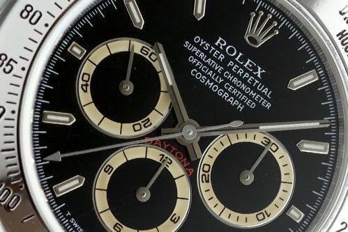 ロレックス デイトナ 16520 ブラウンアイ(パトリッツィ) 買取 & 売るならアンティグランデ(3)
