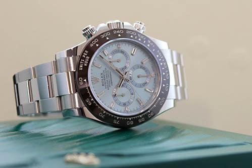 ロレックス デイトナ 116506A アイスブルー 買取 & 売るならアンティグランデ(3)