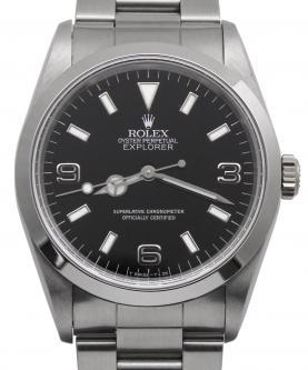 ロレックス エクスプローラーⅠ 14270 ブラックアウト 買取 & 売るならアンティグランデ(1)