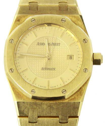 オーデマ・ピゲ ロイヤルオーク 15050BA/O/0789BA/01 買取 | 買取実績アンティグランデ(1)