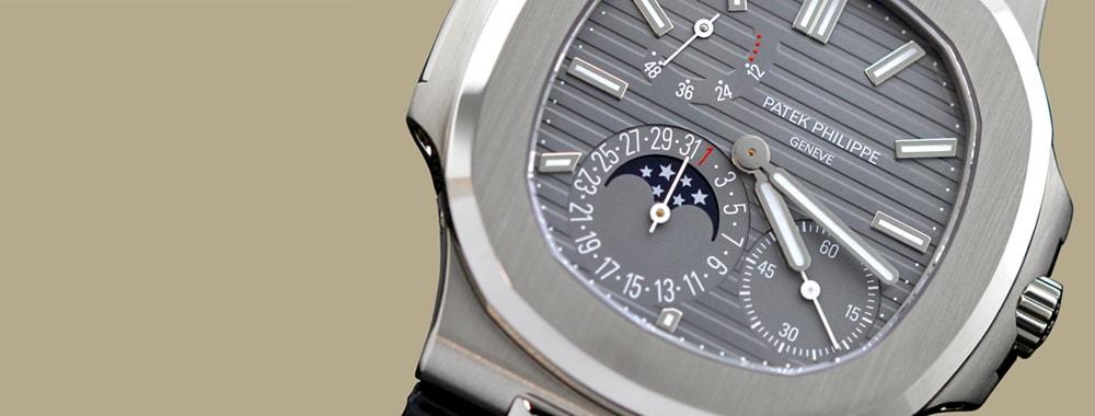 パテック・フィリップの時計