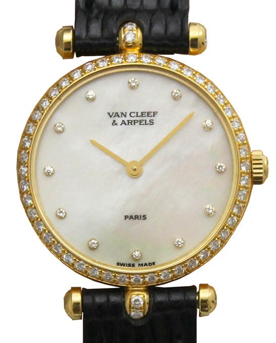 ヴァンクリーフ&アーペルの時計