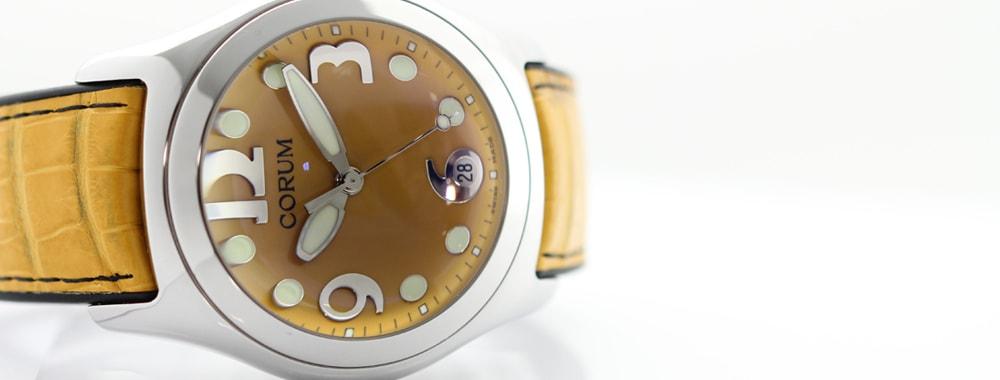 コルムの時計