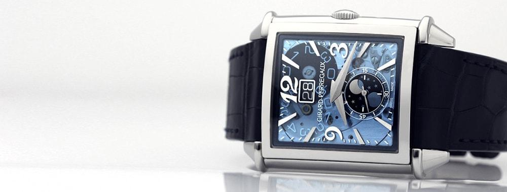 ジラール・ペルゴの時計
