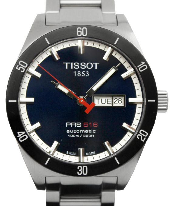 ティソの時計