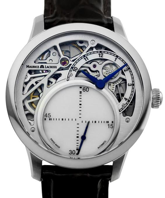 モーリス・ラクロアの時計