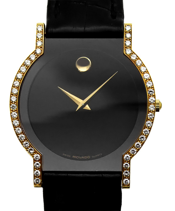 モバードの時計