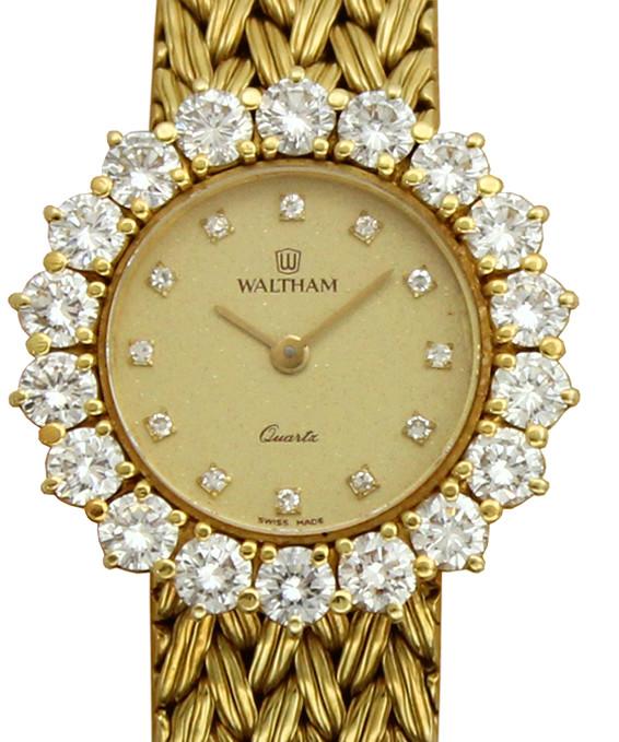 ウォルサムの時計