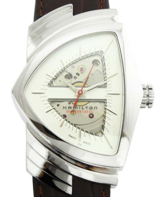ハミルトンの時計