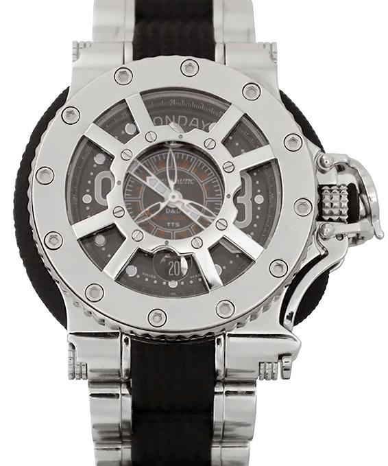アクアノウティックの時計