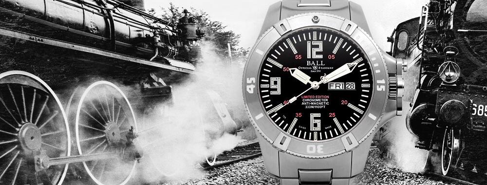 ボール ウォッチの時計