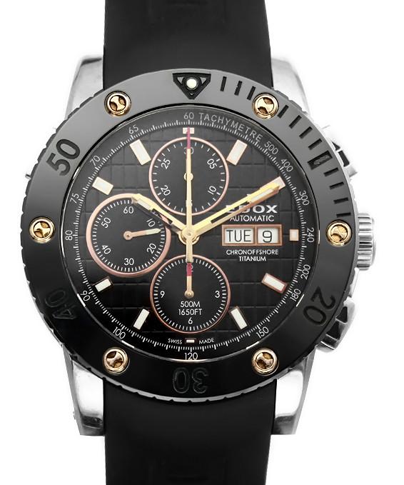 エドックスの時計