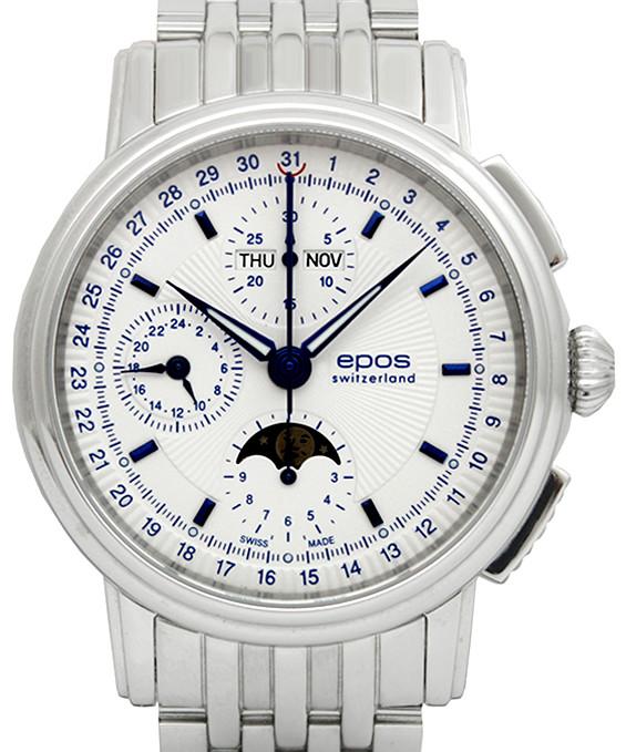 エポスの時計