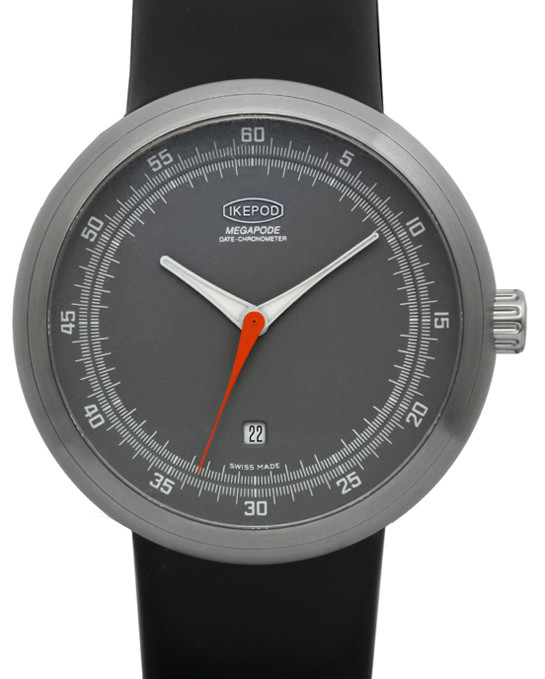 アイクポッドの時計