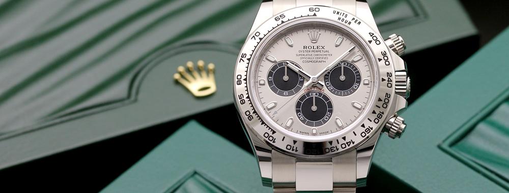 デイトナの時計